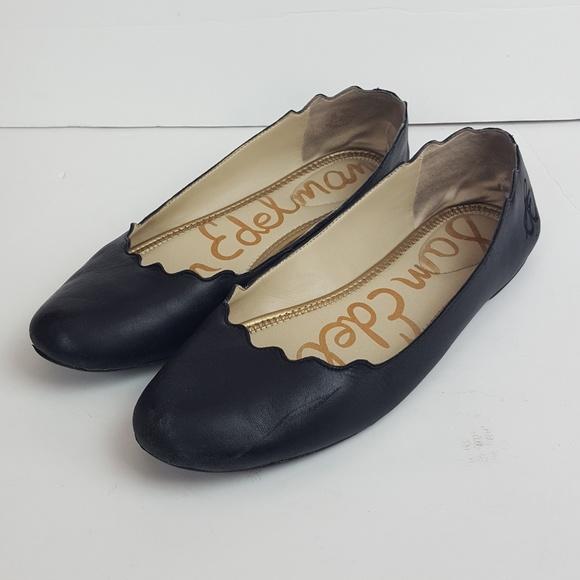 440634e43 Sam Edelman Finnegan Ballet Flats black Sz 11. M 5a879de85521be2f0acc77e9